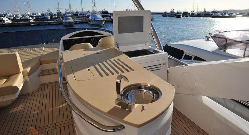 Sunseeker 75 Yacht (2014)