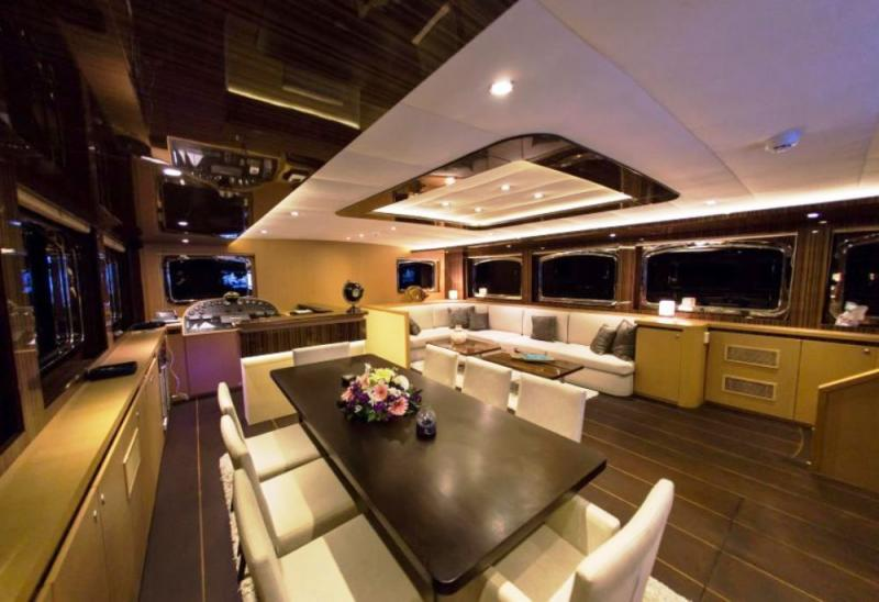 ADA Yacht Works 37m