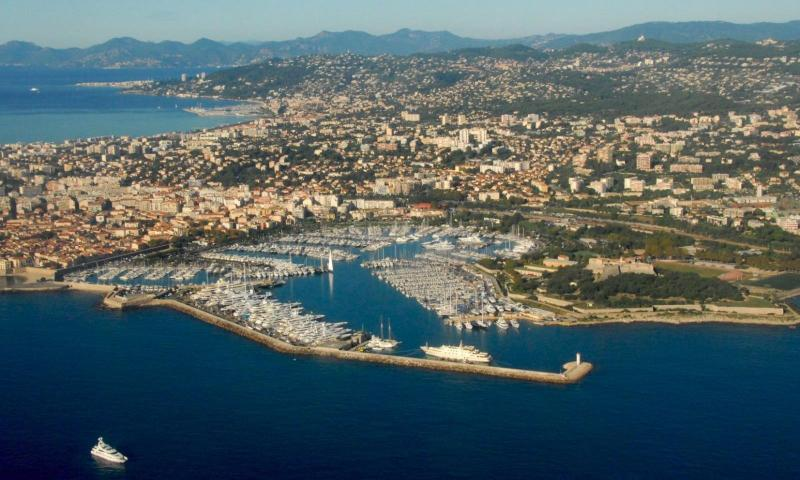 Antibes — Port Vauban, France