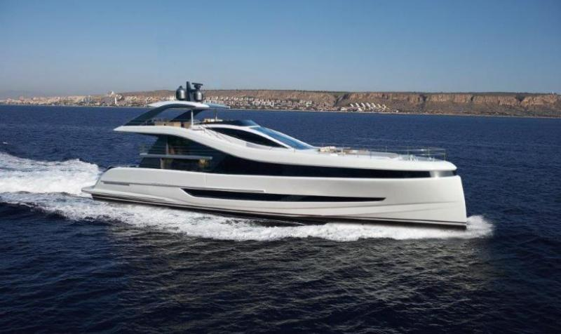 Astondoa Top Deck 40M (новая)