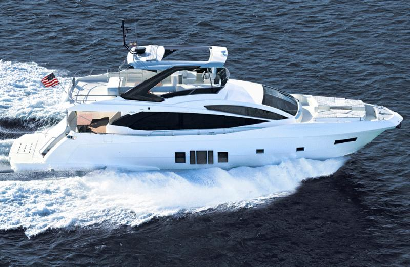 Astondoa 72 Flybridge (New)