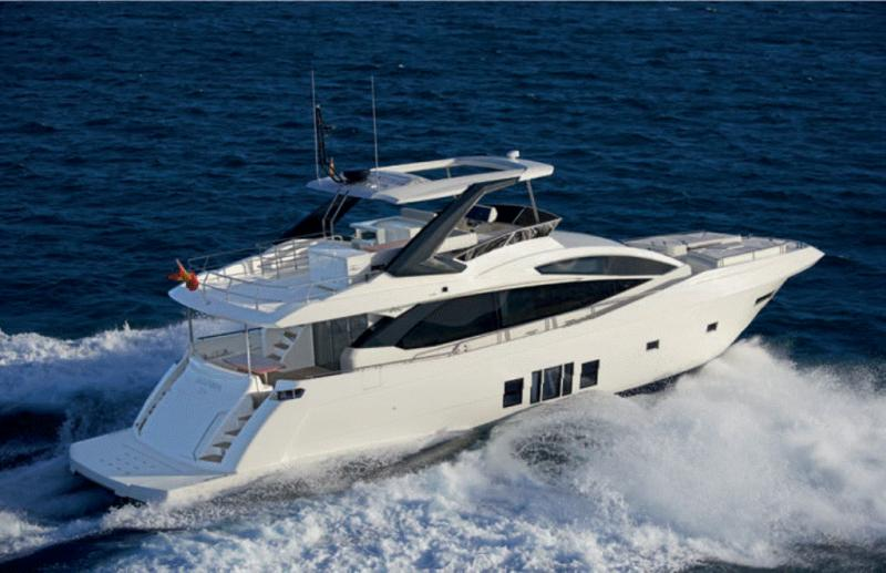 Astondoa 72 Flybridge (Neuf)