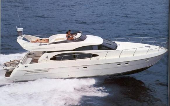 Azimut 58 Fly (1999)