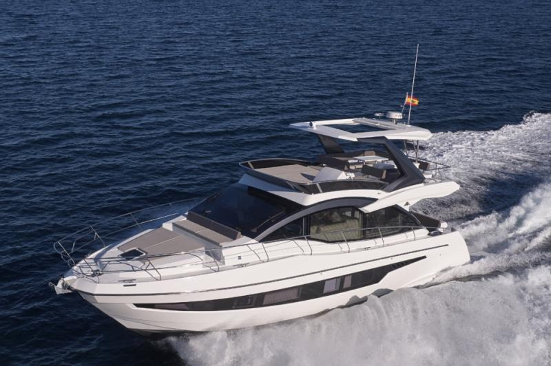 Astondoa 52 Flybridge (Neuf)