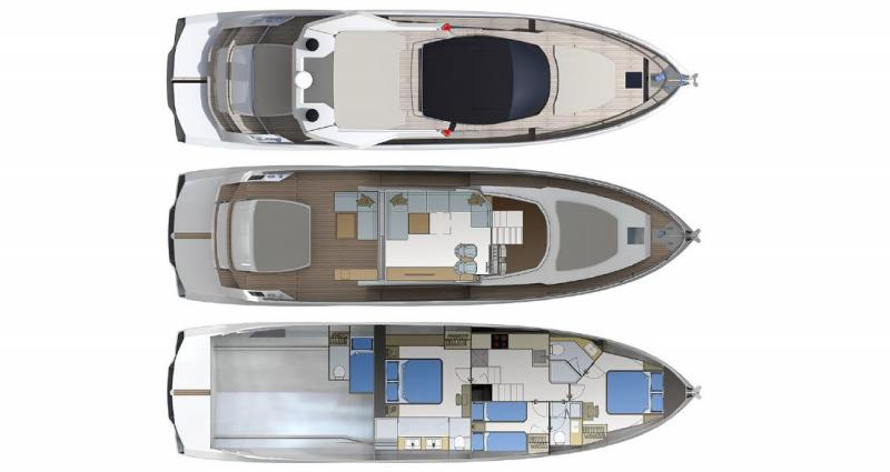 Astondoa 655 Coupe (Neuf)