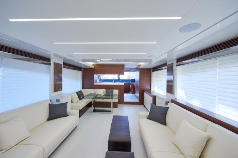 Astondoa 80 Flybridge (New)