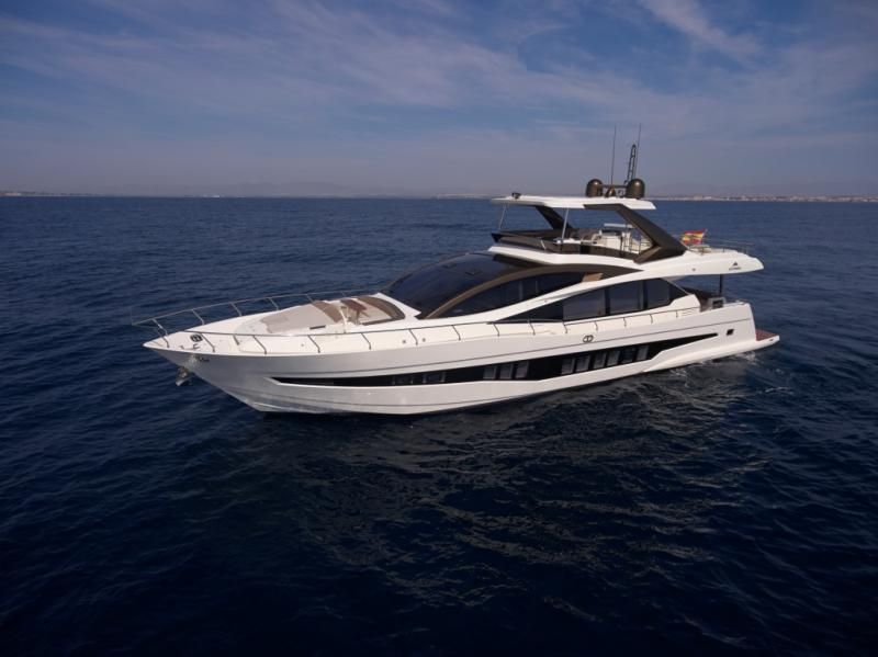 Astondoa 80 Flybridge (новая)