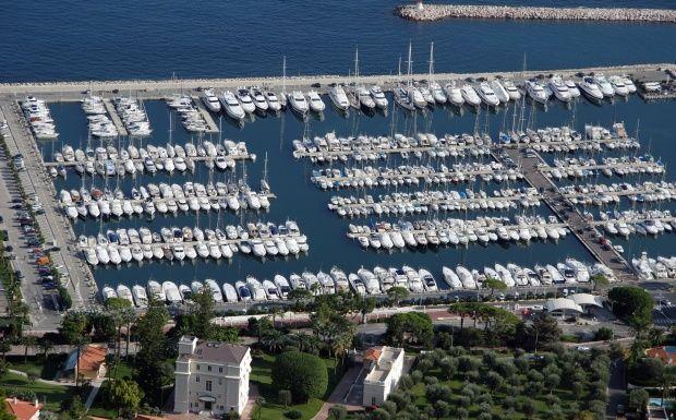 Beaulieu Port, France