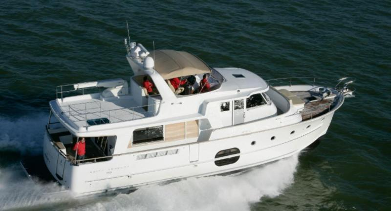 Beneteau Swift Trawler 52 (2013)