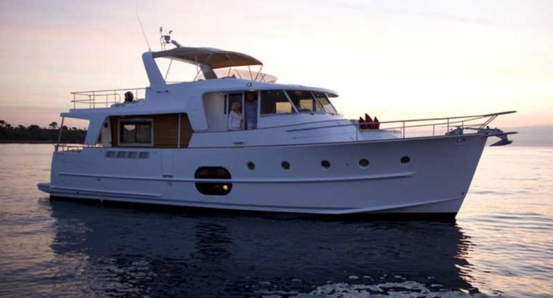 Beneteau Swift Trawler 52 (2013)