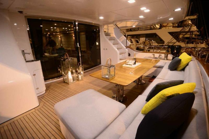 BENETTI 105 TRADITION (2012)