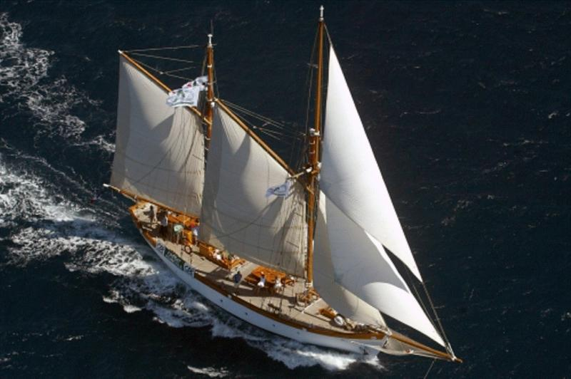 BURMEISTER GAFF RIGGED KETCH   Yachts Invest