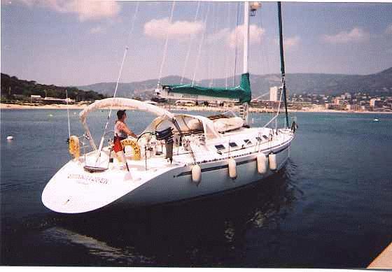 Beneteau First 53f5 (1992)