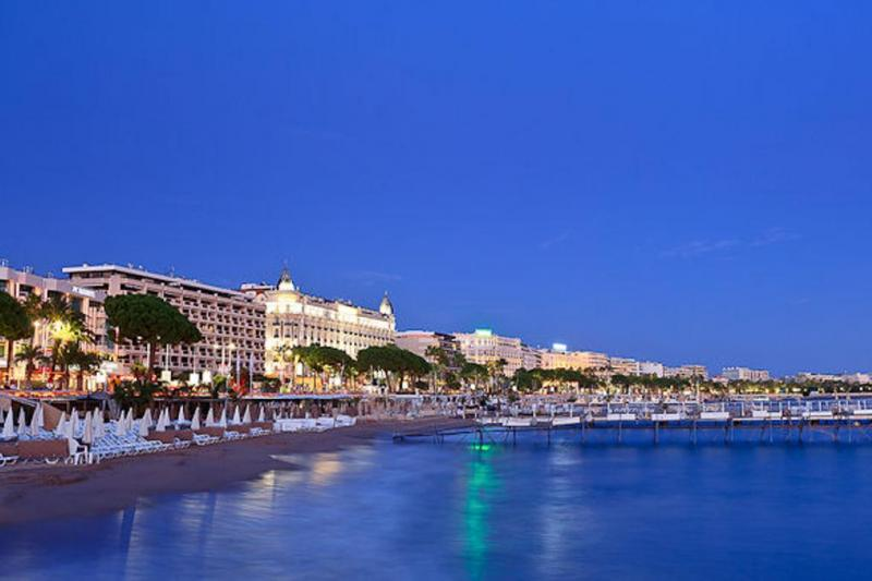 Cannes - Old Port, France