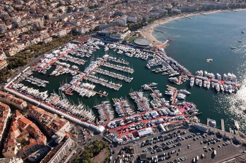 Cannes – Old Port, France
