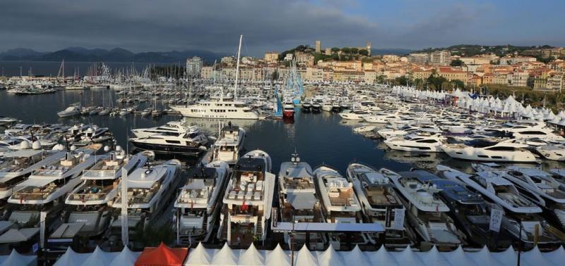 Cannes - Vieux Port, France