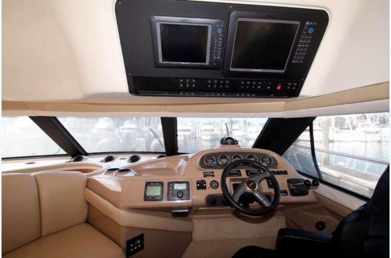 Carver 450 Voyager Pilothouse (1999)