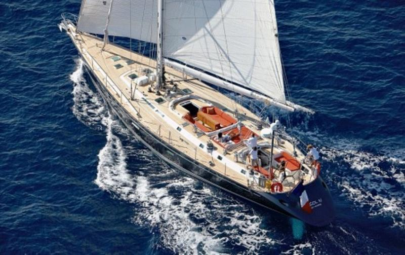 CNB 76 SLOOP German Frers Design (1994)