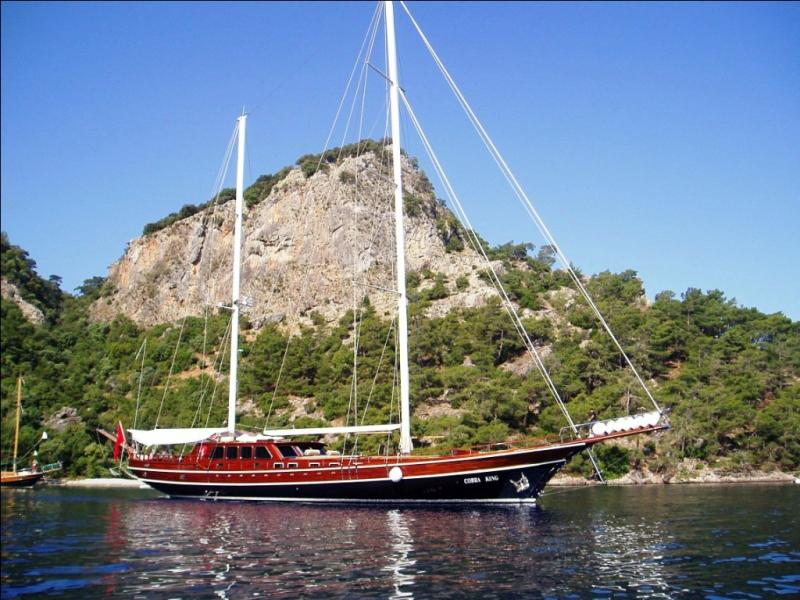 Cobra Yacht Гулет 34.5м