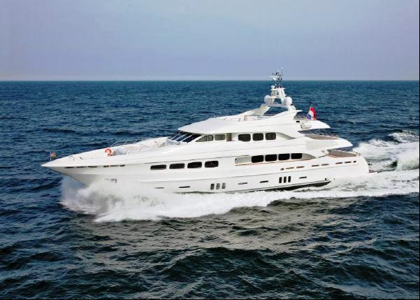 Dutch Yacht Builders 43