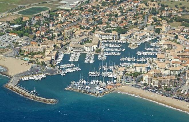 Frejus Port, France