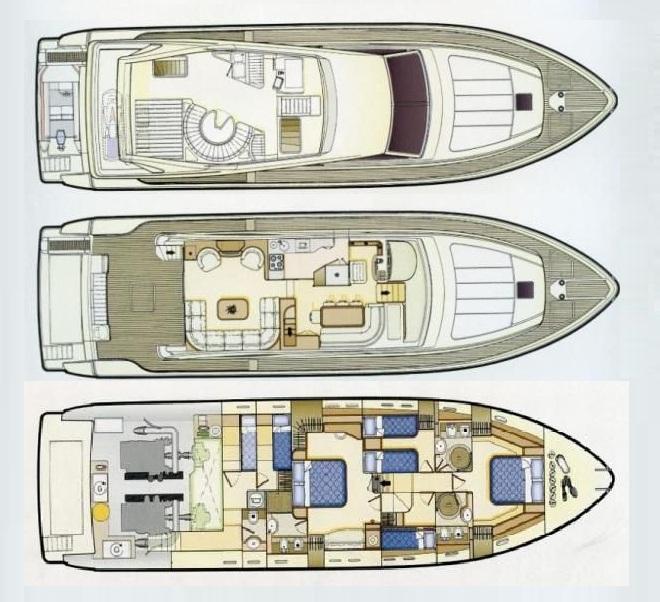 Ferretti 680 (2004)