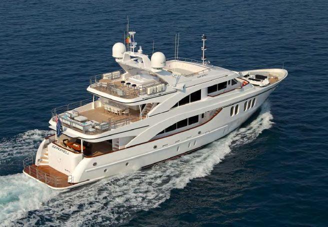 Fittipaldi Seamaster 110