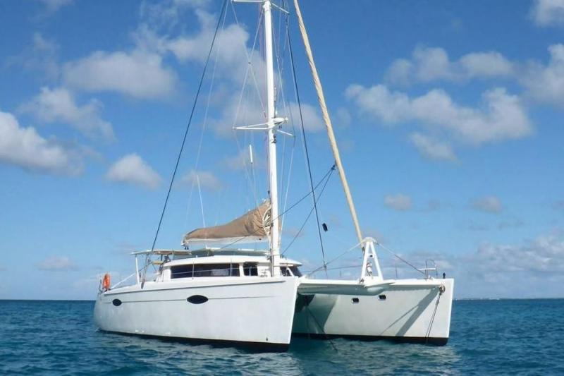 Fountaine Pajot Eleuthera 60 (2009)