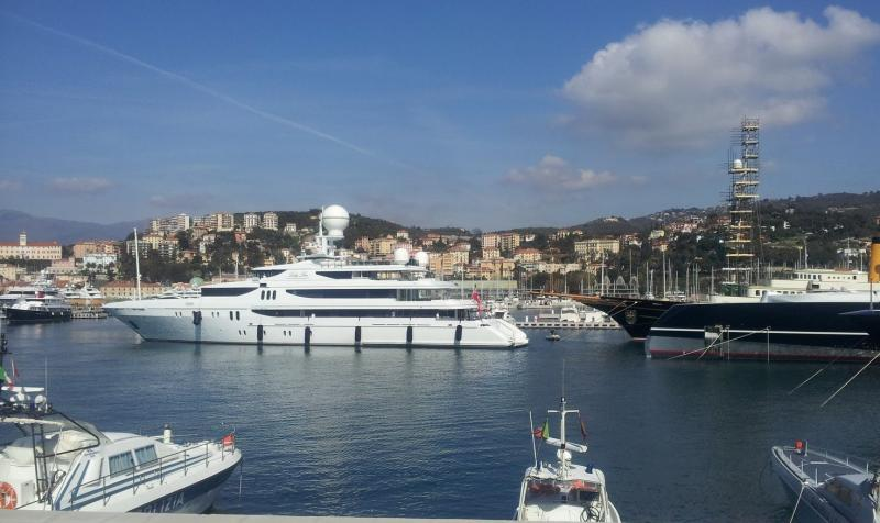 Imperia - Porto Maurizio, Italy