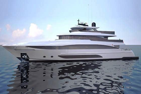 Italia Super Yacht 38m (New)