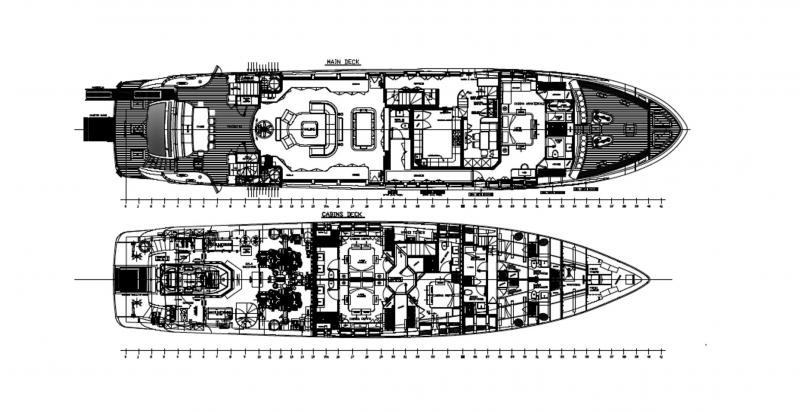 ITALIA SUPER YACHT 38M (New)