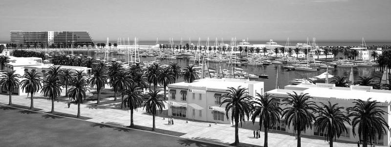 Marina Bizerte, Tunisia