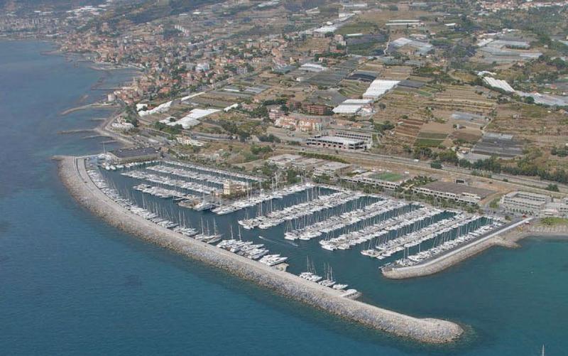 Marina Degli Aregai – Santo Stefano Al Mare, Italy