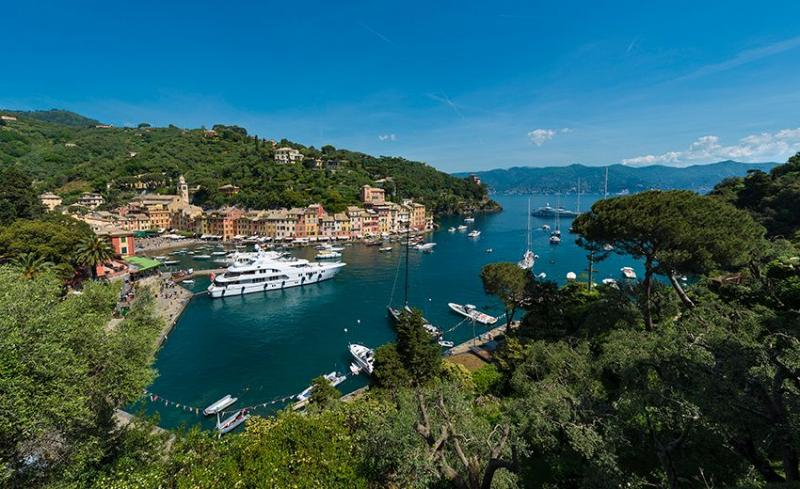 Marina di Portofino, Italy