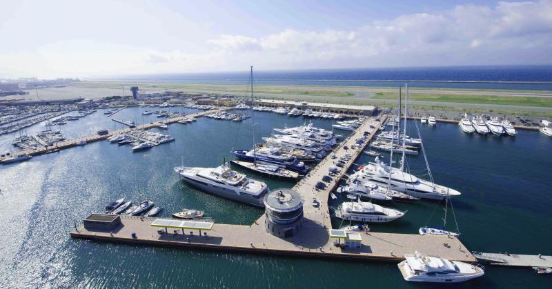 Marina Genova Aeroporto, Italy