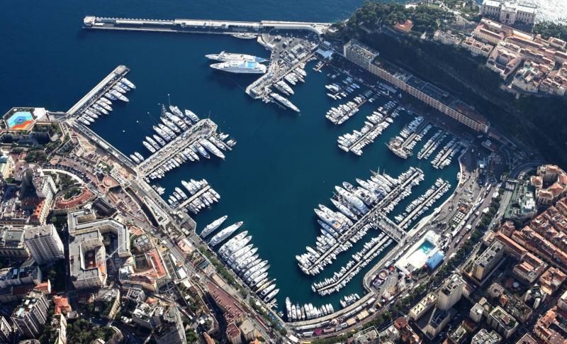 Monaco - Port Hercule