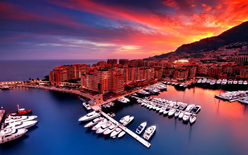 Monaco – Port of Fontvielle