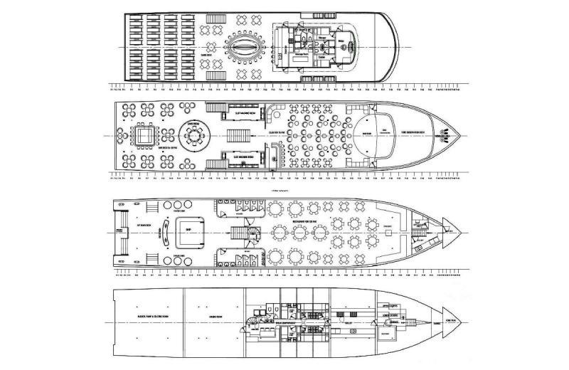 Passenger 45m Vessel (2011)
