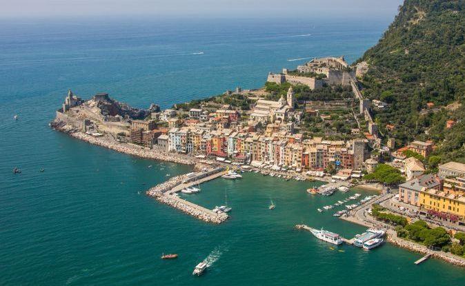 Portovenere – Cinque Terre, Italy