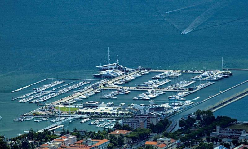 Porto Mirabello – La Spezia, Italy