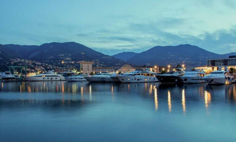 Porto Mirabello - La Spezia, Italy