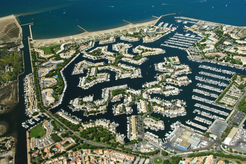 Port Camargue, France