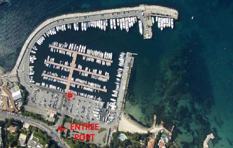 Port Gallice - Juan les Pins, France