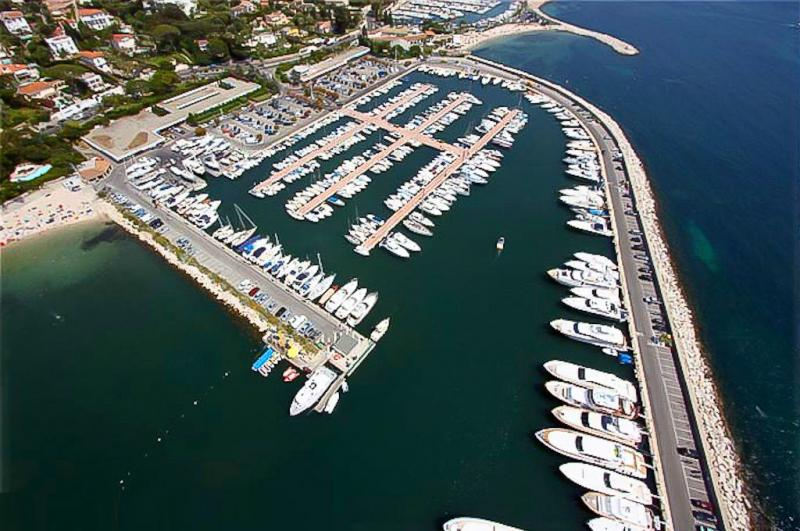 Port Gallice - Juan les Pins, France