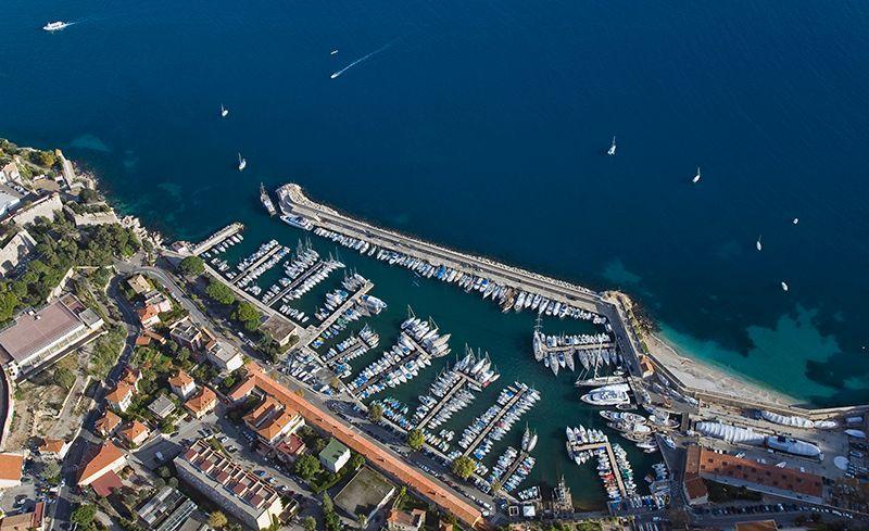 Port Of Villefranche, France