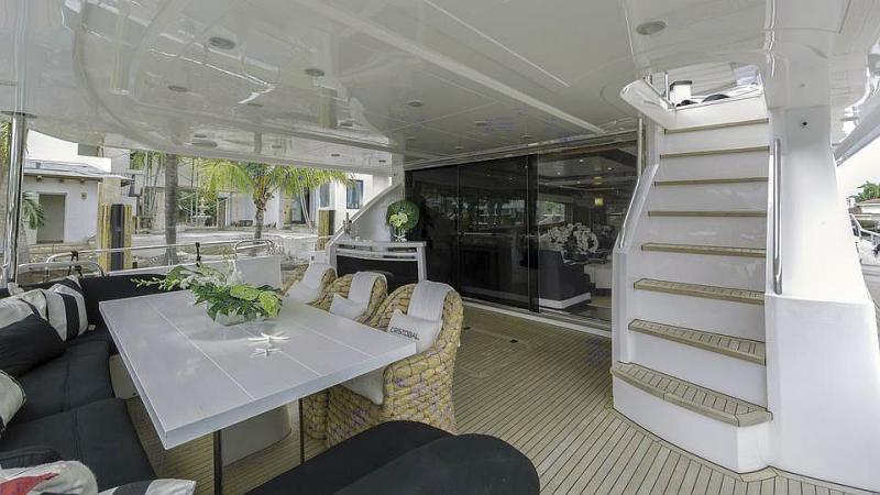Princess 95 Motor Yacht