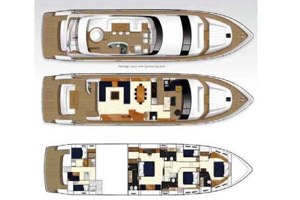Princess 85 Motor Yacht (2009)