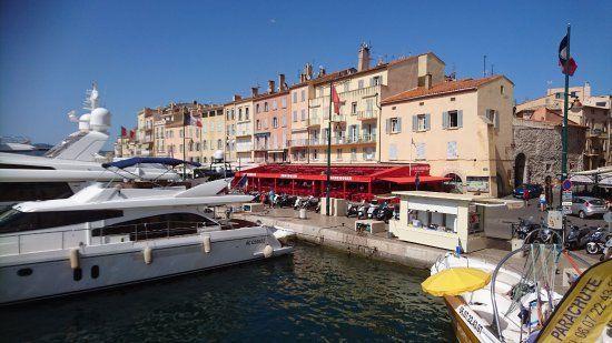 Saint Tropez Port, France