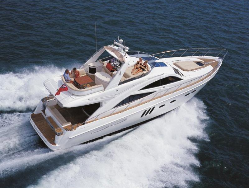 Sealine T60 (2006)