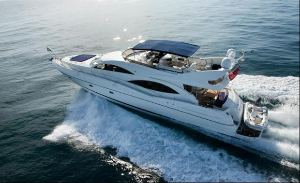 Sunseeker Manhattan 74 (2001)